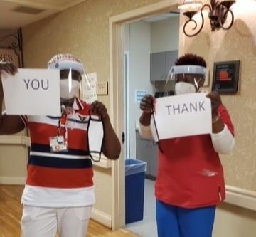 NursingHomePPE Helps D.C. Nursing Homes