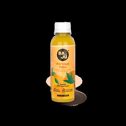 Jugo Naranja +Piña 250 ml