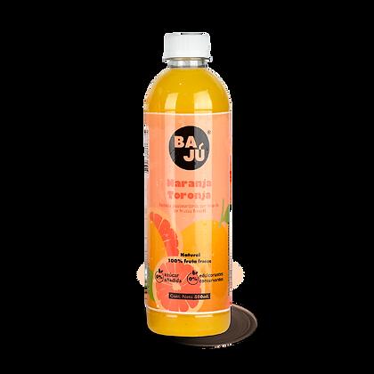 Jugo Naranja + Toronja 500 ml
