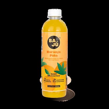 Jugo Naranja +Piña 500 ml