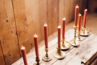 Vintage Kerzenständer