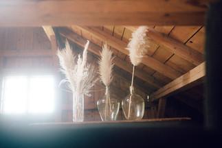 verschiedene Vasen