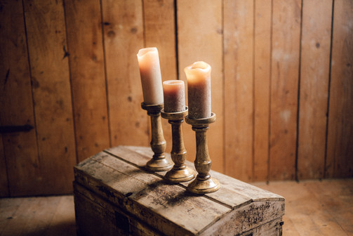 Die Kerzenständer