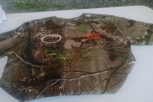 Youth Mossy Oak Camo Short Sleeve T-Shirt