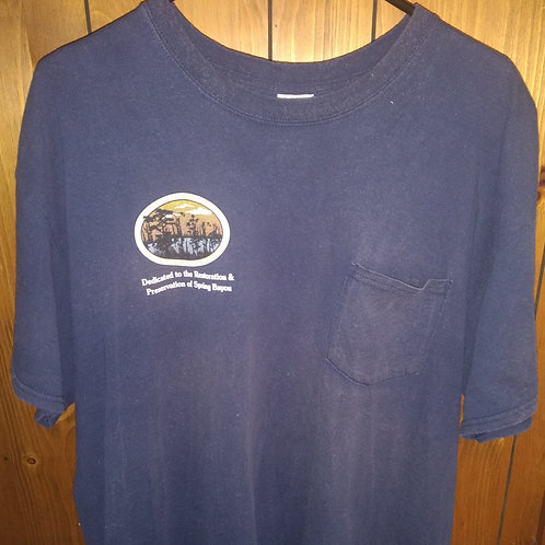 ADULT'S SHORT SLEEVE COLOR T-SHIRT