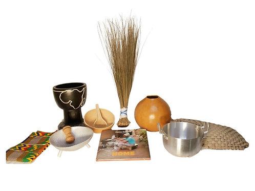 Cultural Kitchen Set of 9