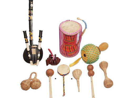 Set of 10 Instruments