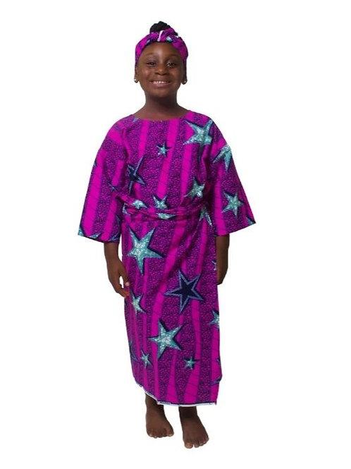 African Girl Costume