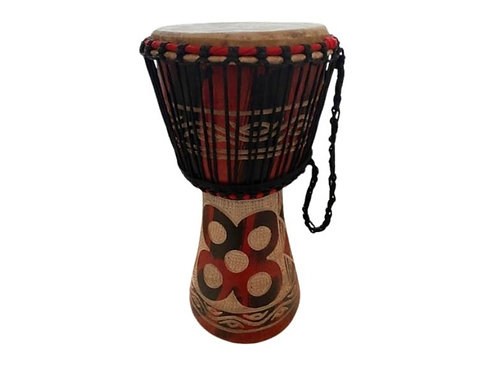 Djembe Drum (without Kente Cloth)