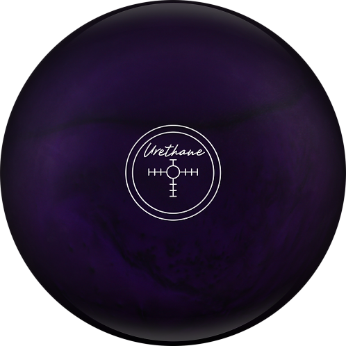 HAMMER REAL URETHANE BLACK or PEARL PURPLE