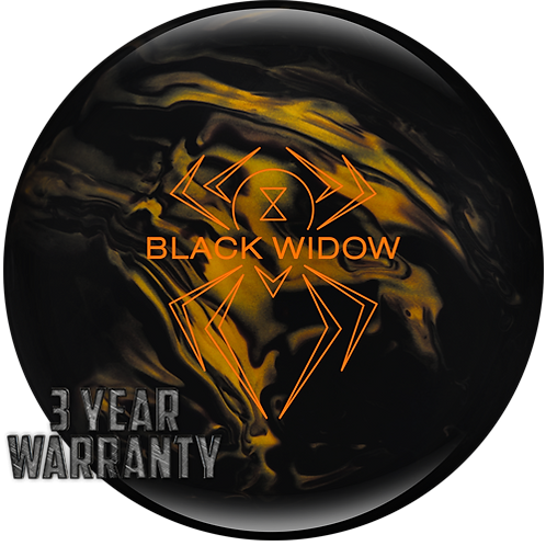 HAMMER BLACK WIDOW BLACK GOLD