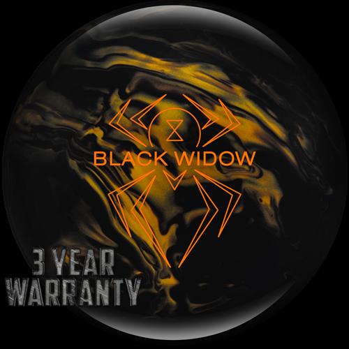 HAMMER BLACK WIDOW BLACK GOLD