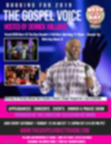 Copy of Gospel Festival - Made with Post