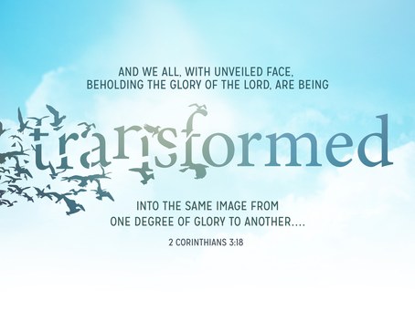 09.25.2020 Pastor's Note | Unveiled Faces
