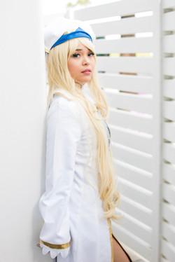 Priestess from Goblin Slayer