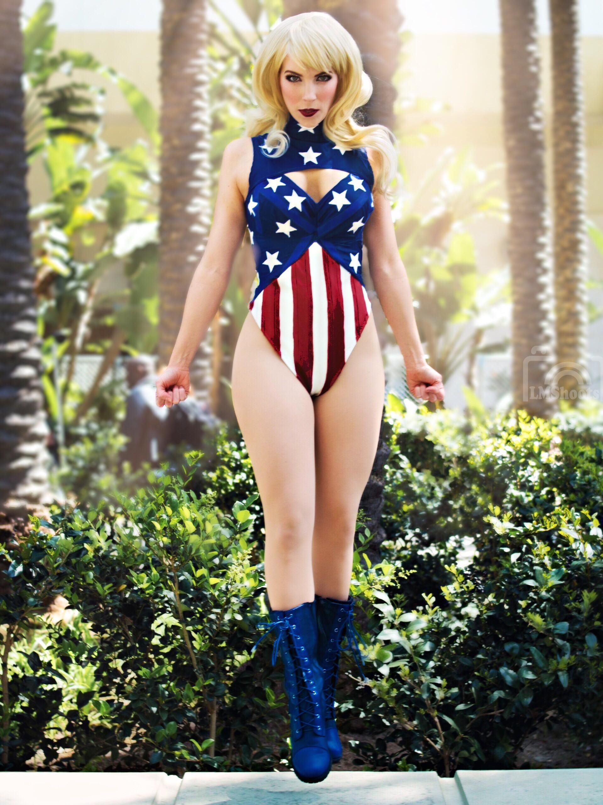 Lady America