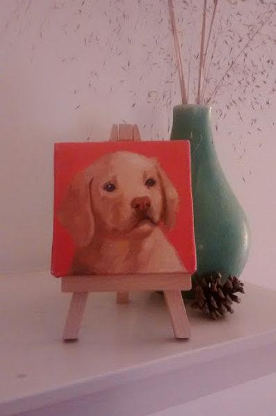 "3""x3"" Mini Pet Portraits"