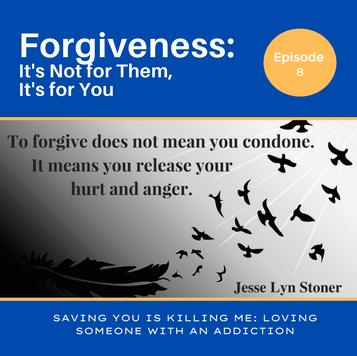 Forgiveness: It's Not for Them, It's for You
