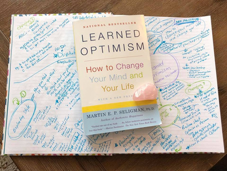 CAN YOU LEARN OPTIMISM?