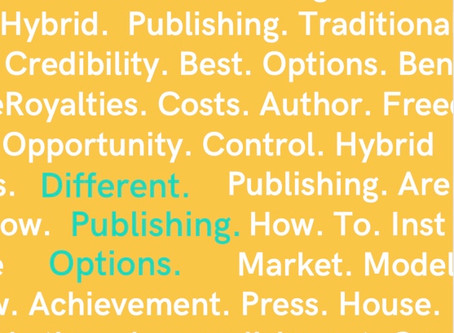 What are the Different Publishing Options?