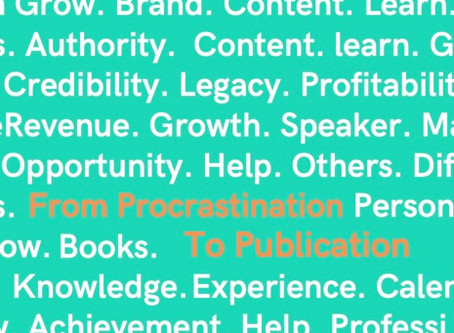 From Procrastination to Publication