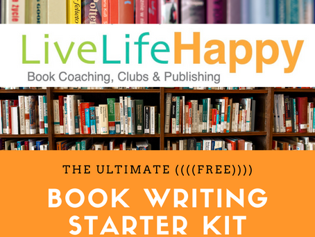 The Ultimate Book Writing Starter Kit
