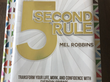 THE FIVE SECONG RULE: