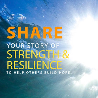 Share your story of strength and resilie