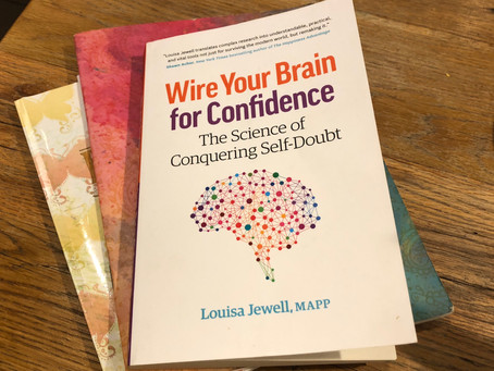 WIRE YOUR BRAIN FOR CONFIDENCE:
