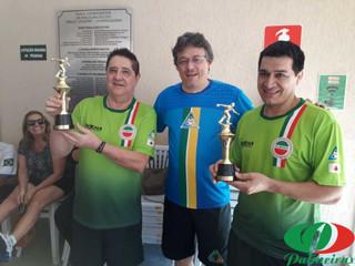 Campeonato Estadual de duplas de Bocha 2019