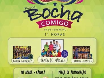 """PRÉ-CARNAVAL DO PALMEIRAS """"BOCHA COMIGO"""" !!!"""