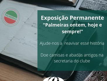 Palmeiras ontem, hoje e sempre!