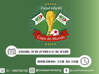 Copa do Mundo de Futsal Infantil