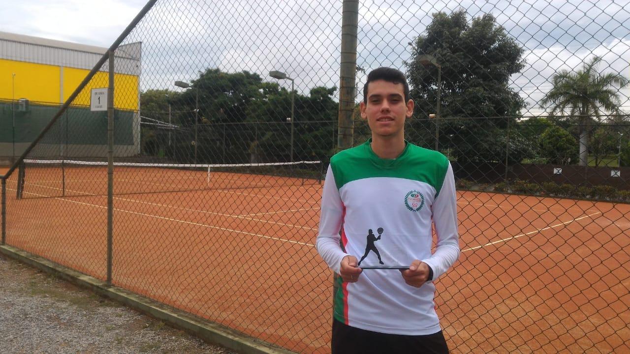 Daniel campeão AESEV