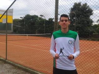 Palmeiras campeão na Copa AESEV de Tênis