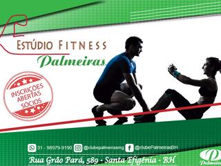Inscrições abertas para o Estúdio Palmeiras