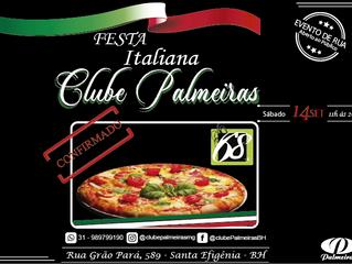 68 La Pizzeria  na Festa Italiana do Clube Palmeiras
