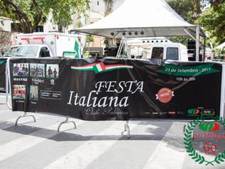 MELHORES MOMENTOS DA FESTA ITALIANA 2017 !!! @VídeoOficial