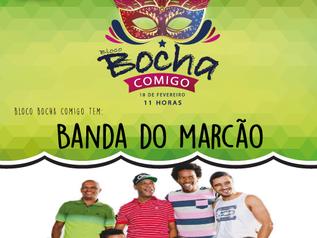 CONFIRMADO - BANDA DO MARCÃ NO PRÉ-CARNAVAL DO PALMEIRAS !!!
