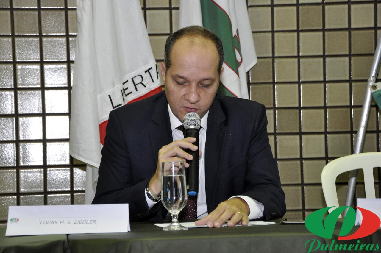 Posse diretoria 2019-2021