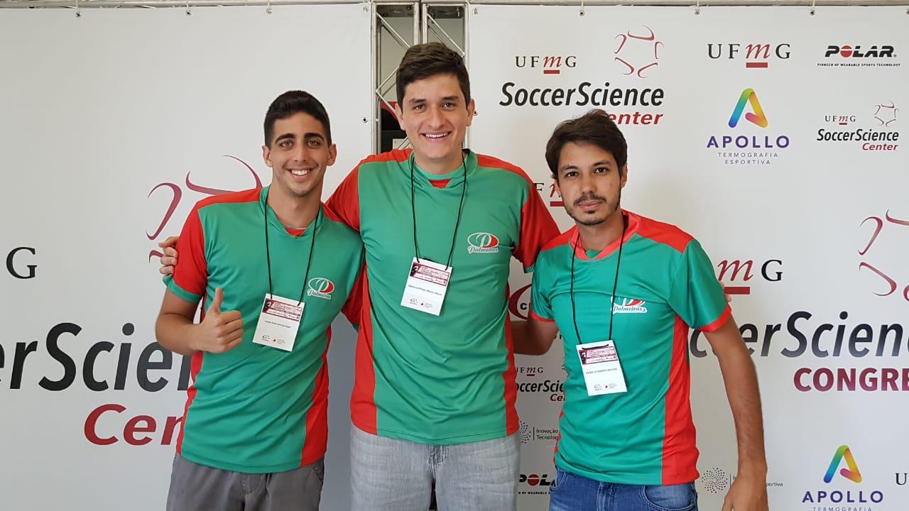 Professores de futsal do Palmeiras