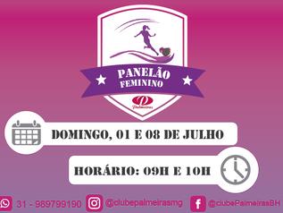 Panelão Feminino 2018