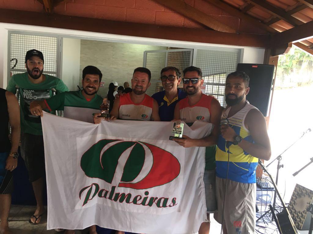 Jogadores do Clube Palmeiras