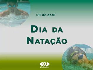 Dia da Natação - 8 de abril