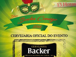"""CERVEJARIA OFICIAL DO BLOCO """"BOCHA COMIGO"""" !!!"""