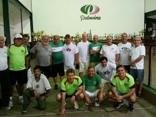 1° Torneio Interno de Bocha do ano no Palmeiras !