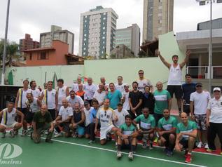 A primeira edição do Torneio Carlos Eduardo de Peteca chega ao fim !