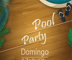 Pool Party com muito samba em Abril !