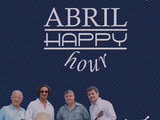 HAPPY HOUR - ABRIL
