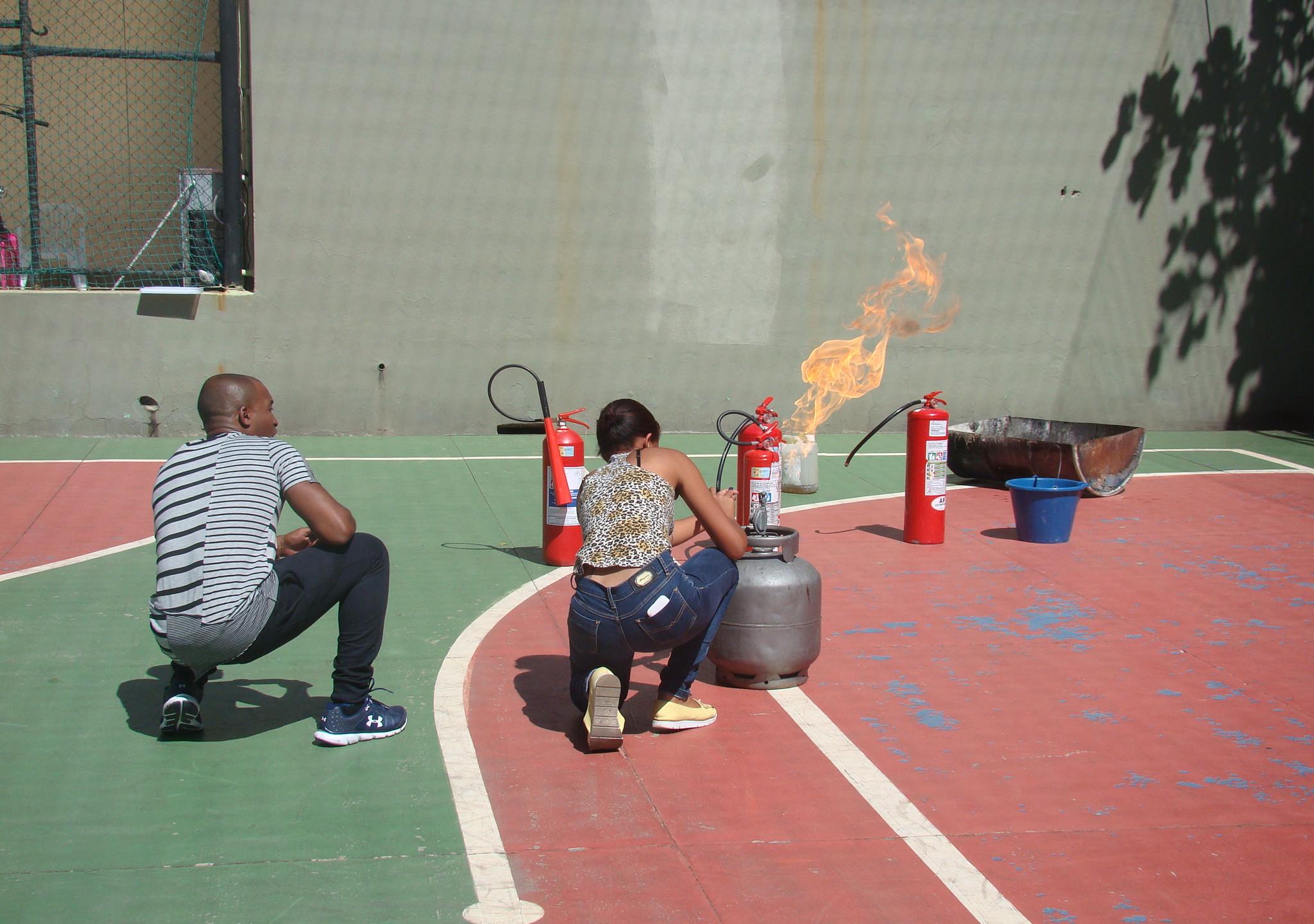 treinamento prático